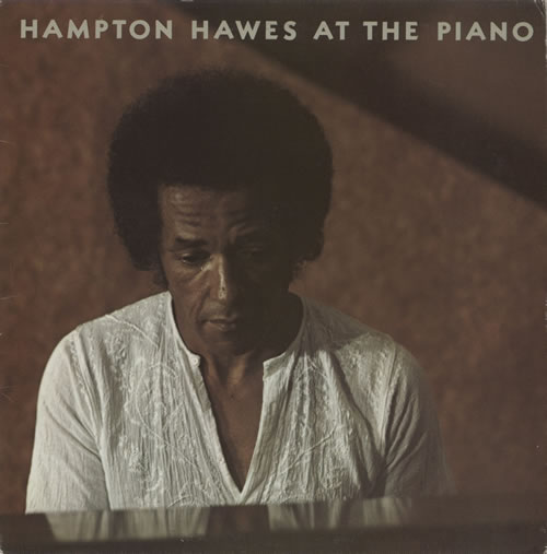 Hampton Hawes At The Piano vinyl LP album (LP record) US HWWLPAT586398