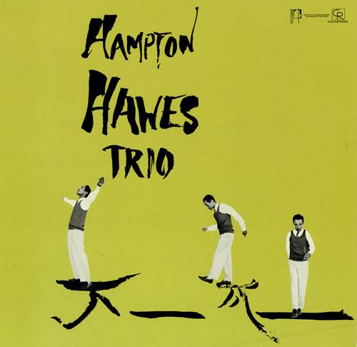 Hampton Hawes Hampton Hawes vinyl LP album (LP record) UK HWWLPHA471894