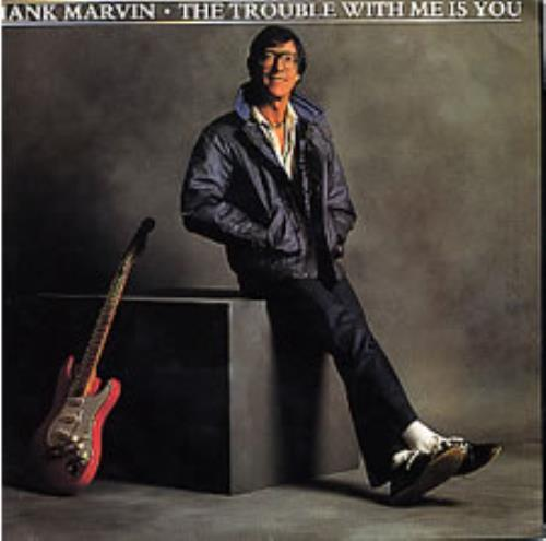 """Hank Marvin The Trouble With Me Is You 7"""" vinyl single (7 inch record) Swedish HKV07TH269962"""