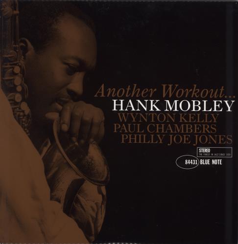 Hank Mobley Another Workout - 45rpm 180gm 2-LP vinyl record set (Double Album) US HMO2LAN769153