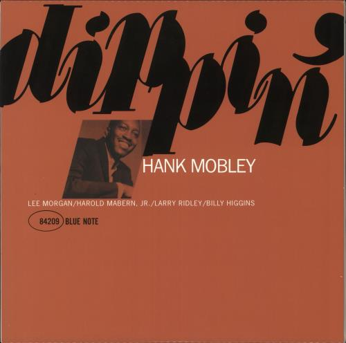 Hank Mobley Dippin' - 45RPM 180 Gram - Numbered 2-LP vinyl record set (Double Album) US HMO2LDI728383