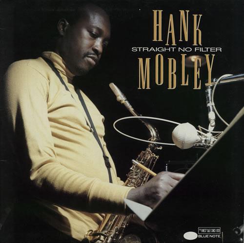 Hank Mobley Straight No Filter vinyl LP album (LP record) French HMOLPST585070