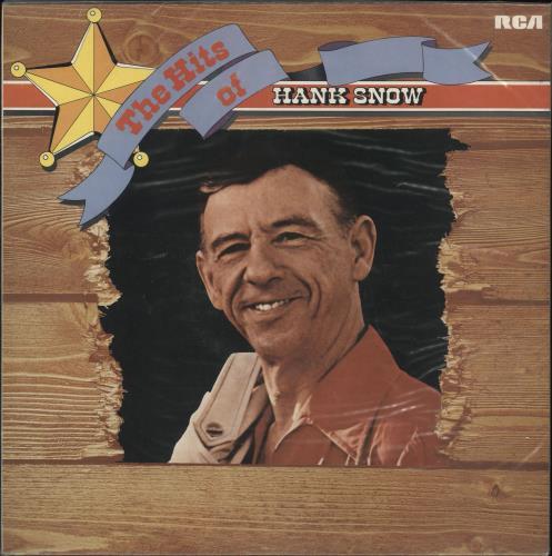 Hank Snow The Southern Cannonball vinyl LP album (LP record) UK HNWLPTH720468