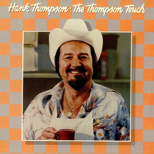 Hank Thompson The Thompson Touch vinyl LP album (LP record) UK H/TLPTH487442