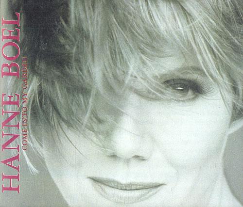 "Hanne Boel Come Into My Garden 3"" CD single (CD3) Japanese HNBC3CO551623"