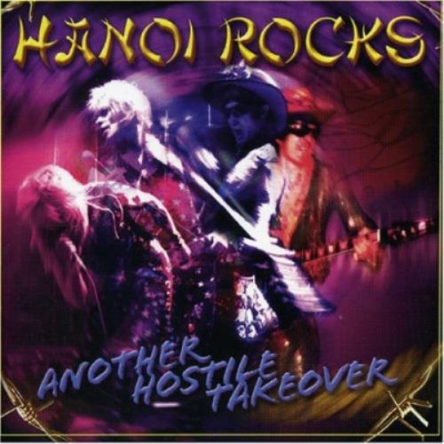 Hanoi Rocks Another Hostile Takeover CD album (CDLP) Finnish HANCDAN337564