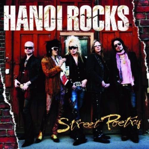 Hanoi Rocks Street Poetry CD album (CDLP) UK HANCDST413620