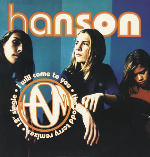 "Hanson I Will Come To You 12"" vinyl single (12 inch record / Maxi-single) US HSO12IW367795"