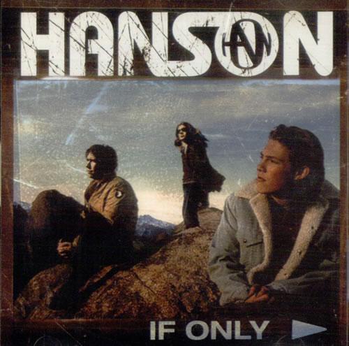 "Hanson If Only US Promo CD single (CD5 / 5"") (161903)"