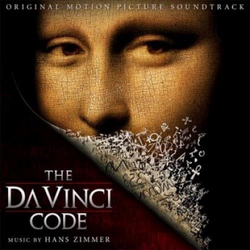 Hans Zimmer Da Vinci Code OST CD album (CDLP) UK HZACDDA359173