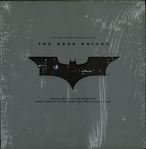 Hans Zimmer The Dark Knight - Deluxe - Sealed 2 CD album set (Double CD) US HZA2CTH475316