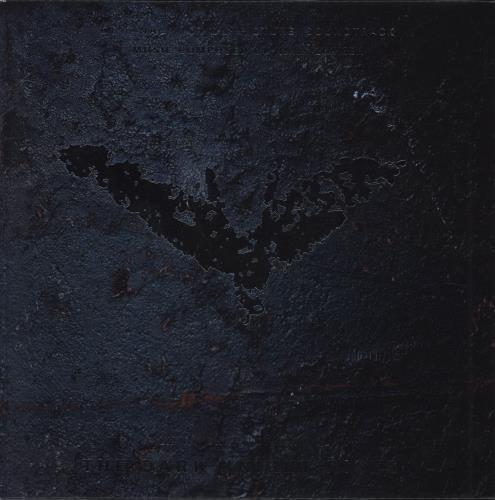 Hans Zimmer The Dark Knight Rises - Black & Silver Vinyl vinyl LP album (LP record) UK HZALPTH772434