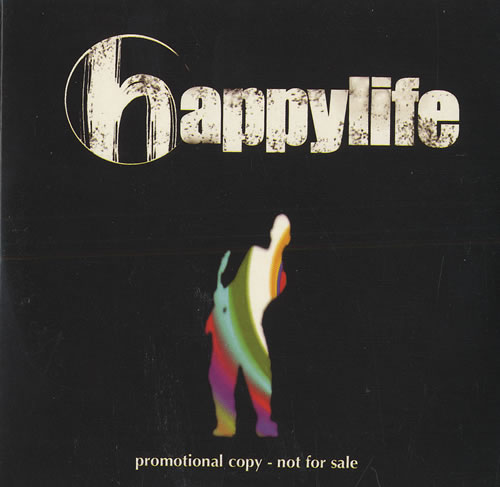 "Happylife Sweet Resort - Album Sampler CD single (CD5 / 5"") UK HAEC5SW473344"