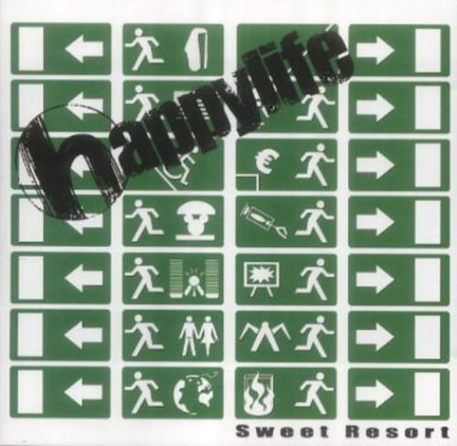 Happylife Sweet Resort CD album (CDLP) UK HAECDSW304809