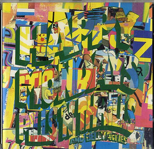 Happy Mondays Pills 'N' Thrills & Bellyaches CD album (CDLP) UK HAPCDPI619350