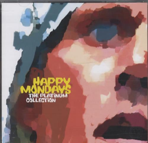 Happy Mondays The Platinum Collection CD album (CDLP) UK HAPCDTH343902