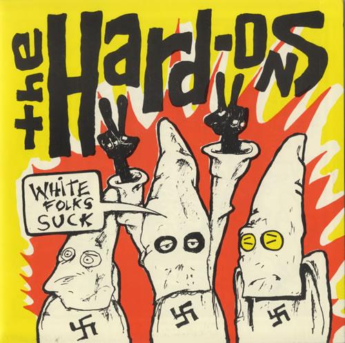 "Hard-Ons All Set To Go 7"" vinyl single (7 inch record) Australian HJ307AL544756"