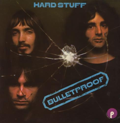 Hard Stuff Bulletproof vinyl LP album (LP record) UK HSFLPBU358769
