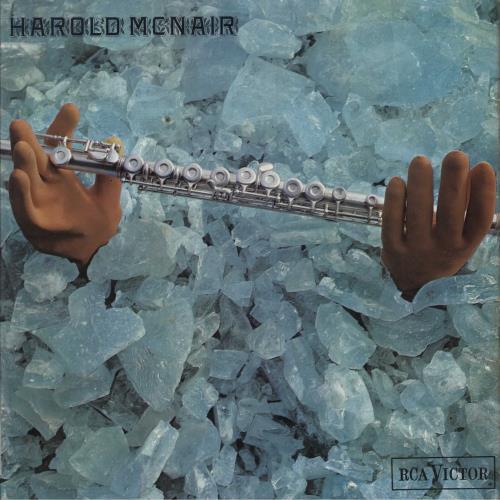 Harold McNair Harold Mcnair - Red Spot - EX vinyl LP album (LP record) UK HCNLPHA744456