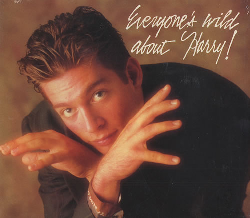 """Harry Connick, Jr. Everyone's Wild About Harry CD single (CD5 / 5"""") US HCJC5EV174178"""
