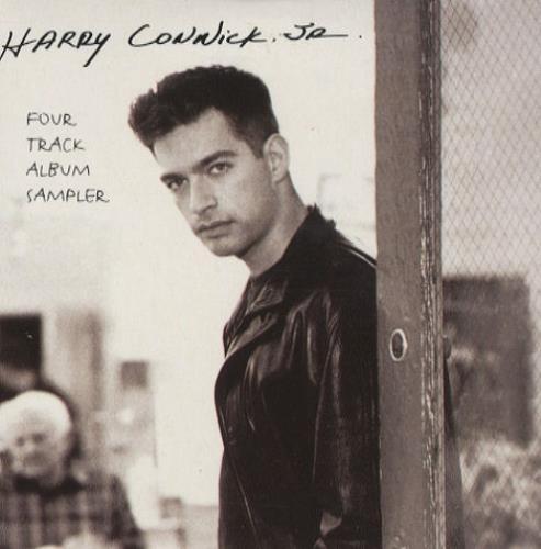 "Harry Connick, Jr. Four Track Album Sampler CD single (CD5 / 5"") UK HCJC5FO33990"