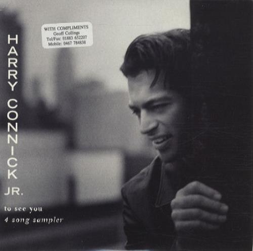 """Harry Connick, Jr. To See You CD single (CD5 / 5"""") UK HCJC5TO115104"""