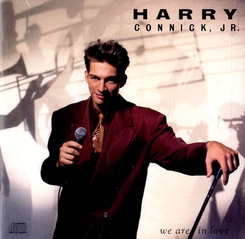 Harry Connick, Jr. We Are In Love CD album (CDLP) Canadian HCJCDWE604372