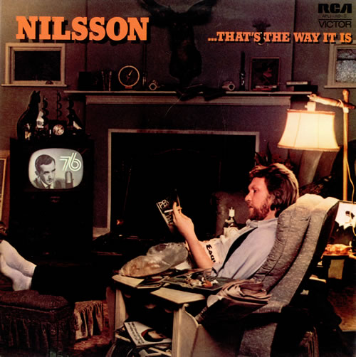 Harry Nilsson ...That's The Way It Is vinyl LP album (LP record) Australian HNLLPTH496007
