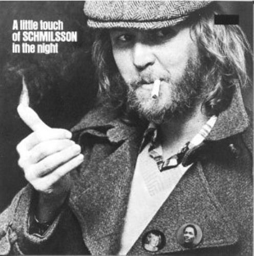 Harry Nilsson A Little Touch Of Schmilsson In The Night vinyl LP album (LP record) US HNLLPAL309084