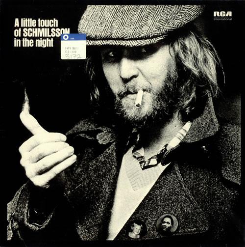 Harry Nilsson A Little Touch Of Schmilsson In The Night vinyl LP album (LP record) UK HNLLPAL495783