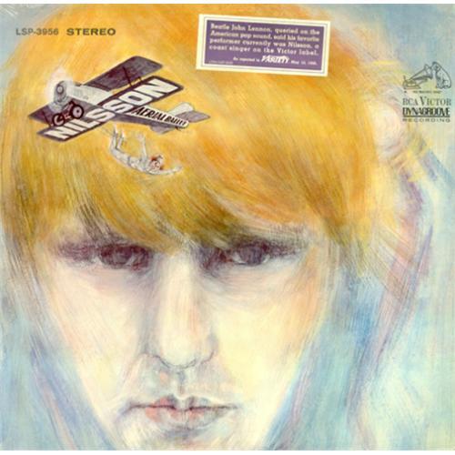 Harry Nilsson Aerial Ballet - Sealed vinyl LP album (LP record) US HNLLPAE424021