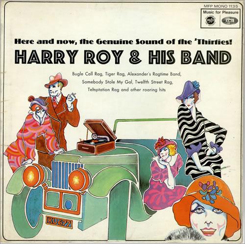 Harry Roy Hotcha-Ma-Cha-Cha! vinyl LP album (LP record) UK HR-LPHO461748