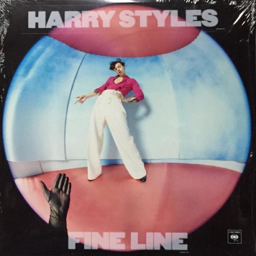Harry Styles Fine Line - Sealed 2-LP vinyl record set (Double Album) UK QHS2LFI762719