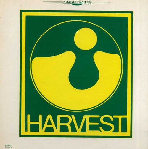 Harvest Label A Harvest Sampler vinyl LP album (LP record) US HRVLPAH562244