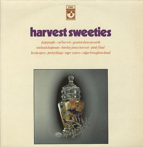 Harvest Label Harvest Sweeties vinyl LP album (LP record) Dutch HRVLPHA343704