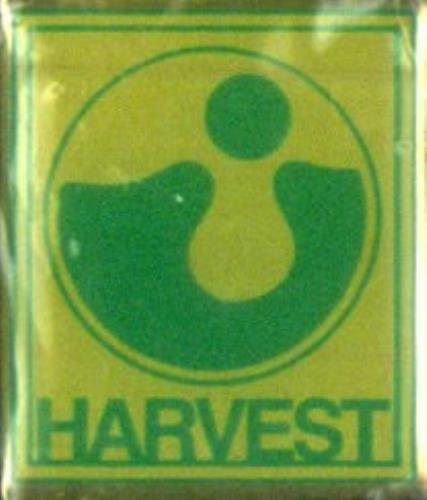 Harvest Label Harvest badge UK HRVBGHA513771