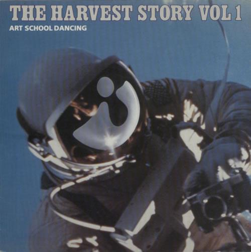 Harvest Label The Harvest Story Vol 1: Art School Dancing vinyl LP album (LP record) UK HRVLPTH614961