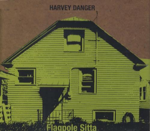 """Harvey Danger Flagpole Sitta CD single (CD5 / 5"""") UK HVDC5FL343737"""