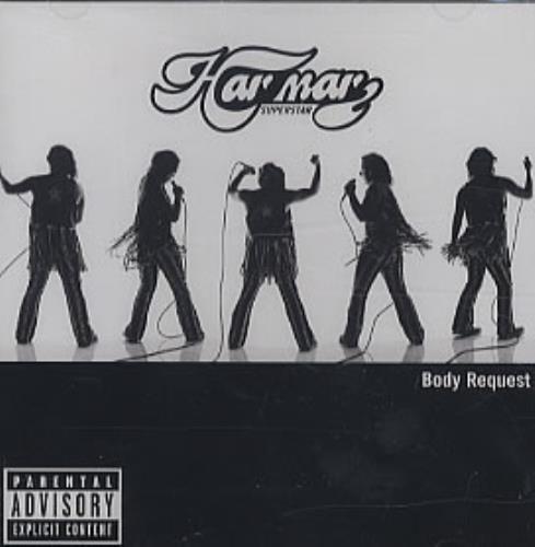"Har Mar Superstar Body Request CD single (CD5 / 5"") US HMAC5BO321404"