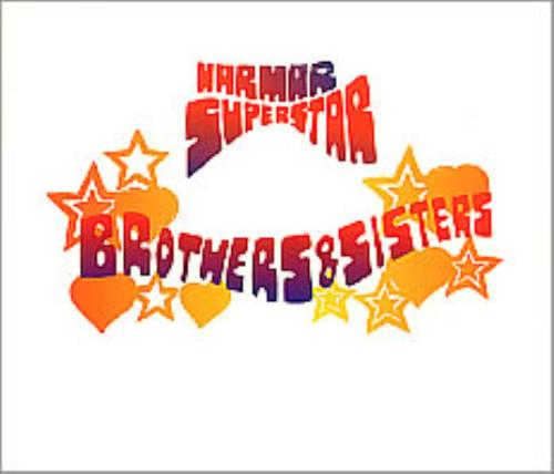 "Har Mar Superstar Brothers & Sisters CD single (CD5 / 5"") UK HMAC5BR256429"