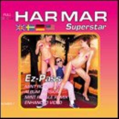 "Har Mar Superstar EZ Pass CD single (CD5 / 5"") UK HMAC5EZ249259"