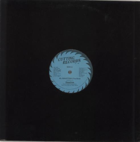 "Hashim Al-Naafiysh (The Soul) 12"" vinyl single (12 inch record / Maxi-single) US IFW12AL711305"