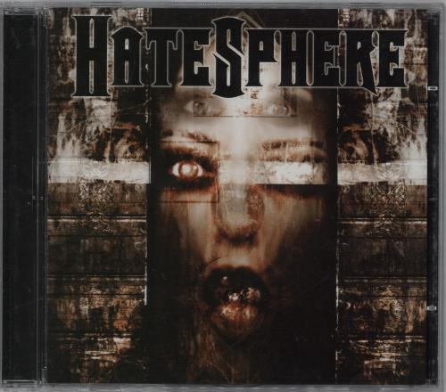 HateSphere HateSphere CD album (CDLP) German 2ASCDHA763633