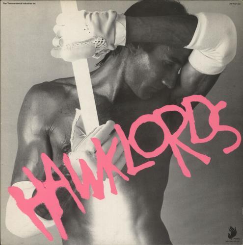 Hawkwind 25 Years On - Autographed vinyl LP album (LP record) UK HWKLPYE722126
