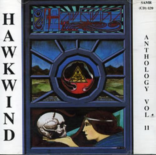 Hawkwind Anthology Vol II CD album (CDLP) UK HWKCDAN257633