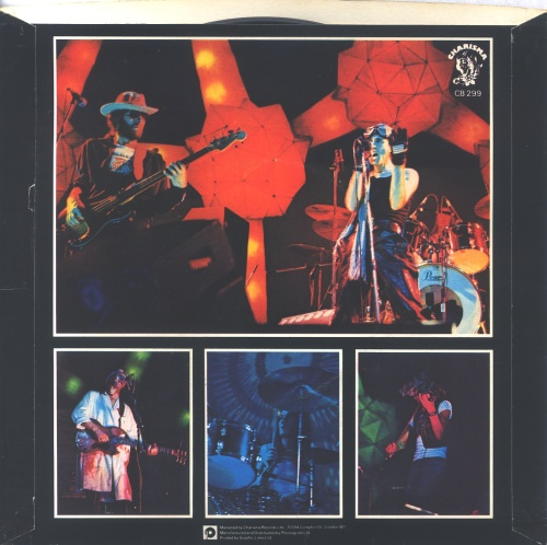 "Hawkwind Back On The Streets - P/S 7"" vinyl single (7 inch record) UK HWK07BA603991"