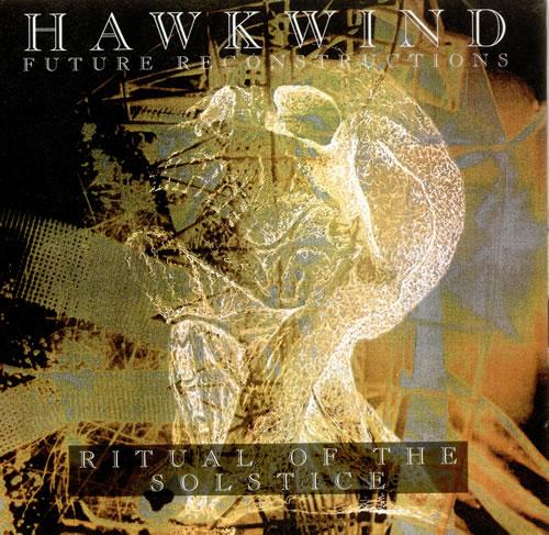 Hawkwind Future Reconstructions: Ritual Of The Solstice 2-LP vinyl record set (Double Album) UK HWK2LFU445439