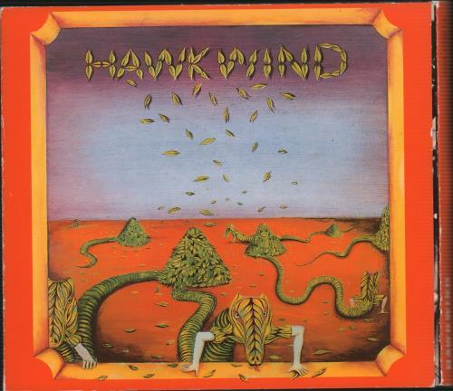 Hawkwind Hawkwind CD album (CDLP) UK HWKCDHA663123