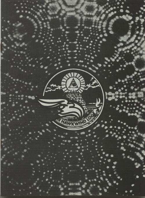 Hawkwind In Search Of Space - 1st + Booklet vinyl LP album (LP record) UK HWKLPIN144597