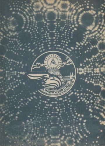 Hawkwind In Search Of Space - Contract Press - EX + Booklet vinyl LP album (LP record) UK HWKLPIN743725